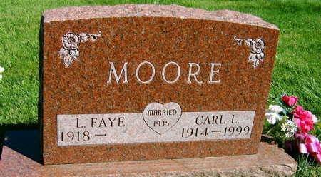 MOORE, CARL L. - Linn County, Iowa | CARL L. MOORE