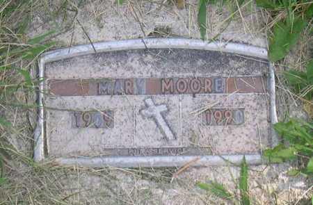 MOORE, MARY - Linn County, Iowa | MARY MOORE