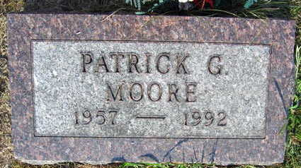 MOORE, PATRICK G. - Linn County, Iowa | PATRICK G. MOORE