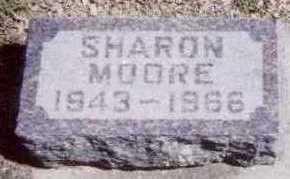 MOORE, SHARON - Linn County, Iowa   SHARON MOORE
