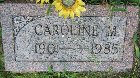 MOREK, CAROLINE M. - Linn County, Iowa | CAROLINE M. MOREK
