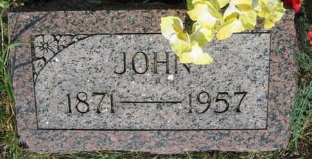 MOREK, JOHN - Linn County, Iowa | JOHN MOREK