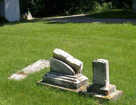 MORELAND ROGERS, FAMILY PLOT - Linn County, Iowa | FAMILY PLOT MORELAND ROGERS