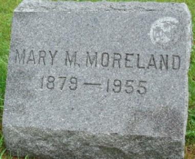 MORELAND, MARY M. - Linn County, Iowa | MARY M. MORELAND