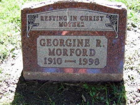MORFORD, GEORGINE R. - Linn County, Iowa | GEORGINE R. MORFORD