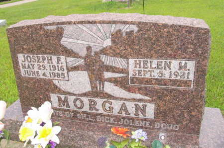 MORGAN, JOSEPH F. - Linn County, Iowa   JOSEPH F. MORGAN