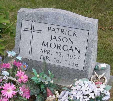 MORGAN, PATRICK JASON - Linn County, Iowa   PATRICK JASON MORGAN