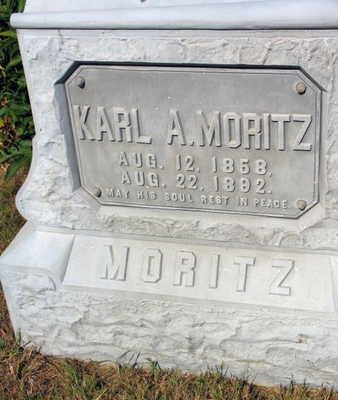 MORITZ, KARL A. - Linn County, Iowa | KARL A. MORITZ