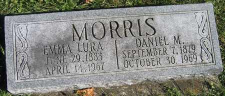MORRIS, EMMA LURA - Linn County, Iowa | EMMA LURA MORRIS