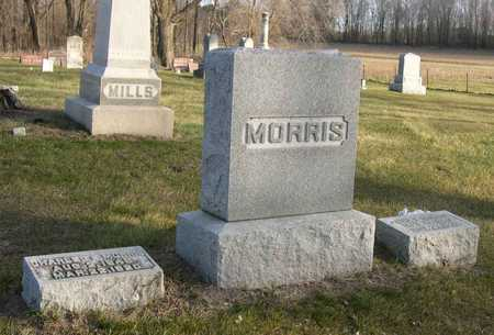 MORRIS, FAMILY STONE - Linn County, Iowa   FAMILY STONE MORRIS