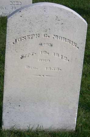 MORRIS, JOSEPH G. - Linn County, Iowa | JOSEPH G. MORRIS
