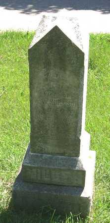 MILLER MORRISON, F. ALLIE - Linn County, Iowa | F. ALLIE MILLER MORRISON