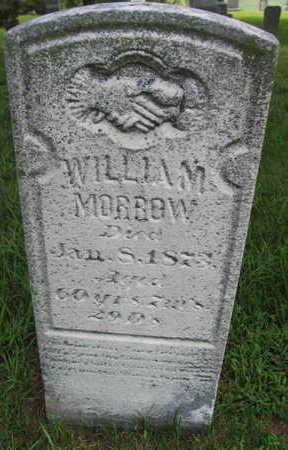 MORROW, WILLIAM - Linn County, Iowa | WILLIAM MORROW