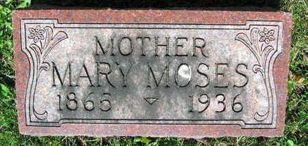 MOSES, MARY - Linn County, Iowa | MARY MOSES