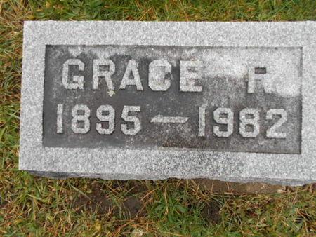 BALL MOSHER, GRACE R - Linn County, Iowa | GRACE R BALL MOSHER