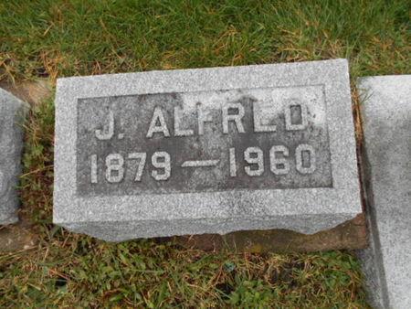 MOSHER, JOHN ALFRED - Linn County, Iowa | JOHN ALFRED MOSHER