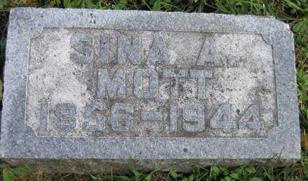 MOTT, SINA A. - Linn County, Iowa | SINA A. MOTT