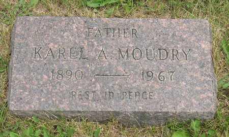 MOUDRY, KAREL A. - Linn County, Iowa | KAREL A. MOUDRY