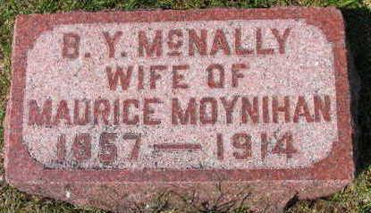 MCNALLY MOYNIHAN, B.Y. - Linn County, Iowa | B.Y. MCNALLY MOYNIHAN