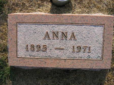 MRKVICKA, ANNA - Linn County, Iowa | ANNA MRKVICKA