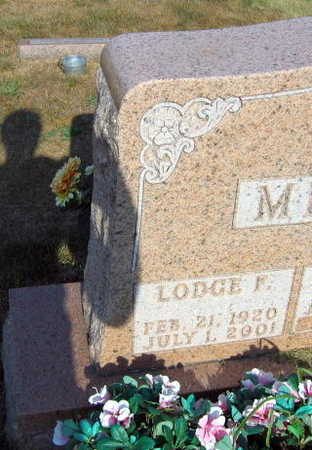 MRKVICKA, LODGE F. - Linn County, Iowa | LODGE F. MRKVICKA