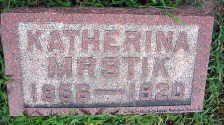 MRSTIK, KATHERINA - Linn County, Iowa | KATHERINA MRSTIK