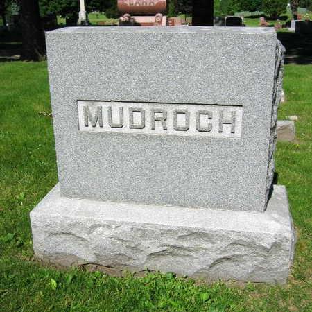 MUDROCH, FAMILY STONE - Linn County, Iowa | FAMILY STONE MUDROCH