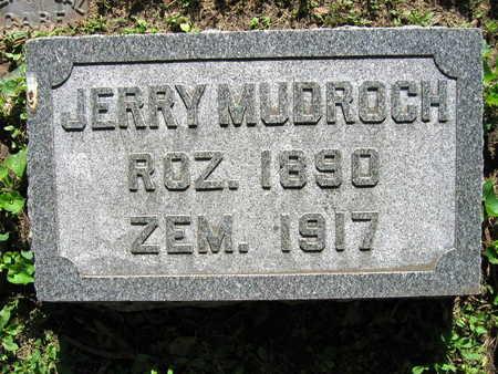 MUDROCH, JERRY - Linn County, Iowa | JERRY MUDROCH