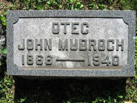 MUDROCH, JOHN - Linn County, Iowa | JOHN MUDROCH