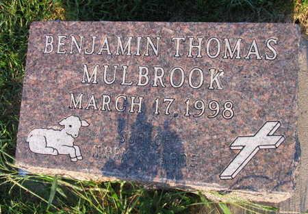 MULBROOK, BENJAMIN THOMAS - Linn County, Iowa | BENJAMIN THOMAS MULBROOK