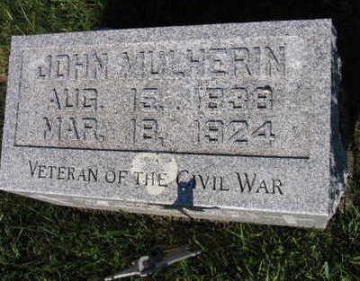 MULHERIN, JOHN - Linn County, Iowa | JOHN MULHERIN