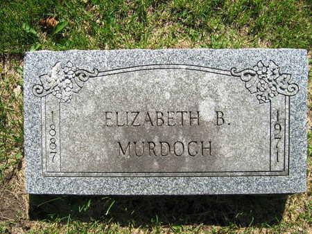 MURDOCH, ELIZABETH B. - Linn County, Iowa | ELIZABETH B. MURDOCH