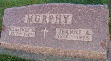 MURPHY, JEANNE A. - Linn County, Iowa | JEANNE A. MURPHY