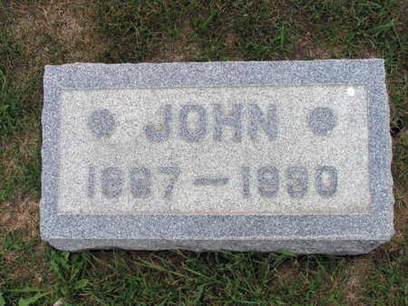 MURPHY, JOHN - Linn County, Iowa   JOHN MURPHY