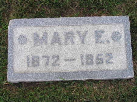 MURPHY, MARY E. - Linn County, Iowa | MARY E. MURPHY