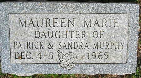 MURPHY, MAUREEN MARIE - Linn County, Iowa | MAUREEN MARIE MURPHY