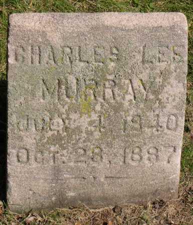 MURRAY, CHARLES LEE - Linn County, Iowa | CHARLES LEE MURRAY