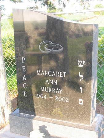 MURRAY, MARGARET ANN - Linn County, Iowa | MARGARET ANN MURRAY