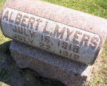 MYERS, ALBERT L. - Linn County, Iowa | ALBERT L. MYERS