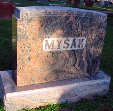 MYSAK, FAMILY STONE - Linn County, Iowa | FAMILY STONE MYSAK