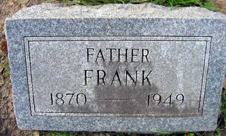 NAJT, FRANK - Linn County, Iowa | FRANK NAJT