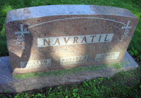 NAVRATIL, JOSEPH - Linn County, Iowa | JOSEPH NAVRATIL