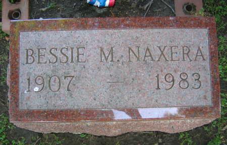 NAXERA, BESSIE M. - Linn County, Iowa | BESSIE M. NAXERA