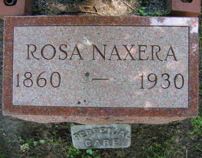 NAXERA, ROSA - Linn County, Iowa | ROSA NAXERA