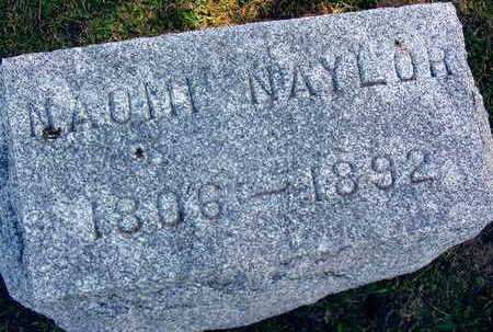 NAYLOR, NAOMI - Linn County, Iowa | NAOMI NAYLOR