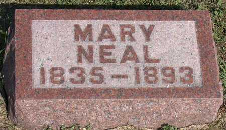 NEAL, MARY - Linn County, Iowa | MARY NEAL