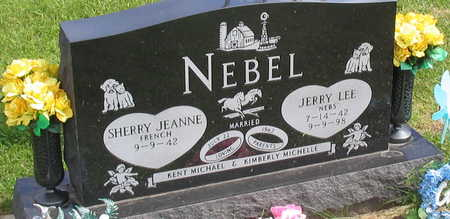 NEBEL, JERRY LEE