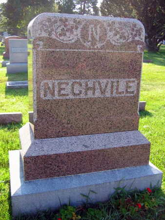 NECHVILE, WENCIL - Linn County, Iowa | WENCIL NECHVILE