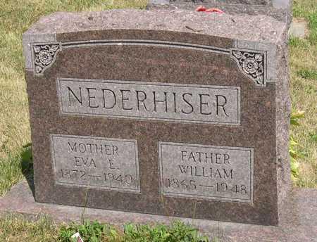 NEDERHISER, EVA - Linn County, Iowa | EVA NEDERHISER