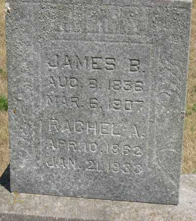 NEIDERHISAR, JAMES B. - Linn County, Iowa | JAMES B. NEIDERHISAR